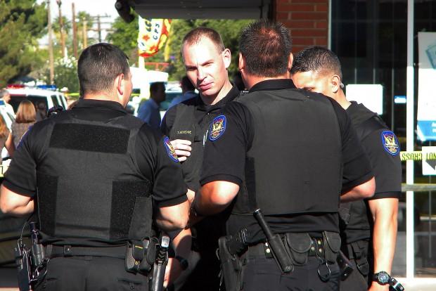Police uniforms phoenix