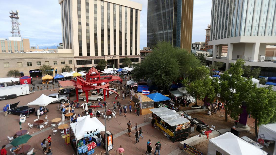 Tucson Meet Yourself starts today. Here's what you need to know