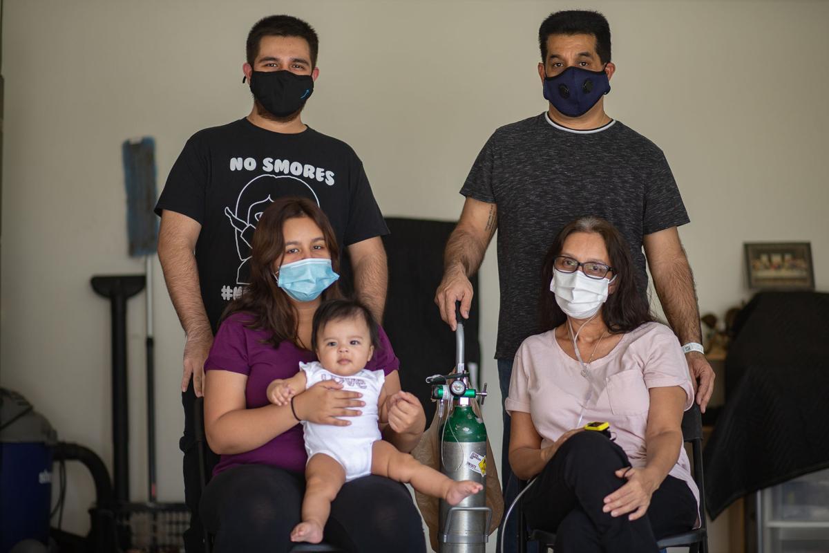 Alvarado family