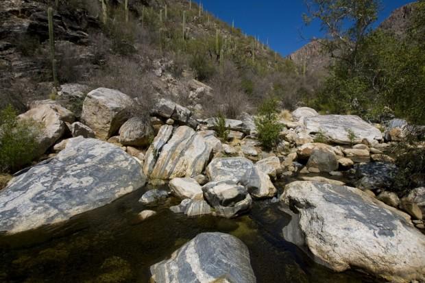 Sabino's a gneiss Canyon