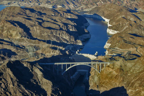 Colorado River's declining flows