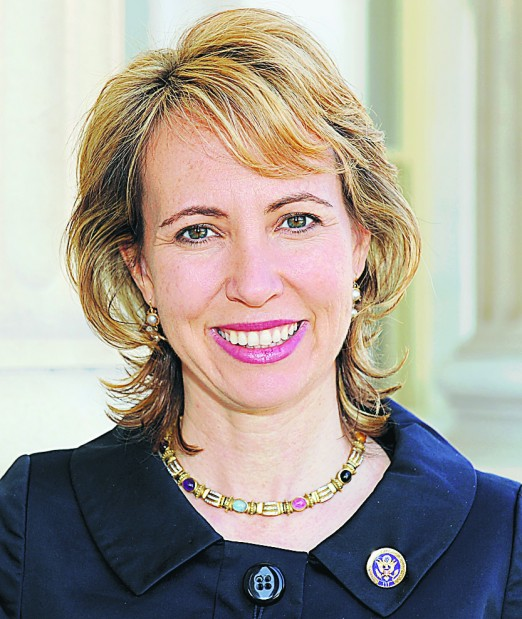 Giffords continues 'major leap forward'