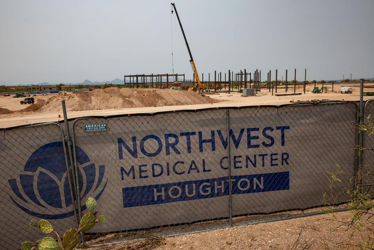 Northwest Medical Center on Houghton