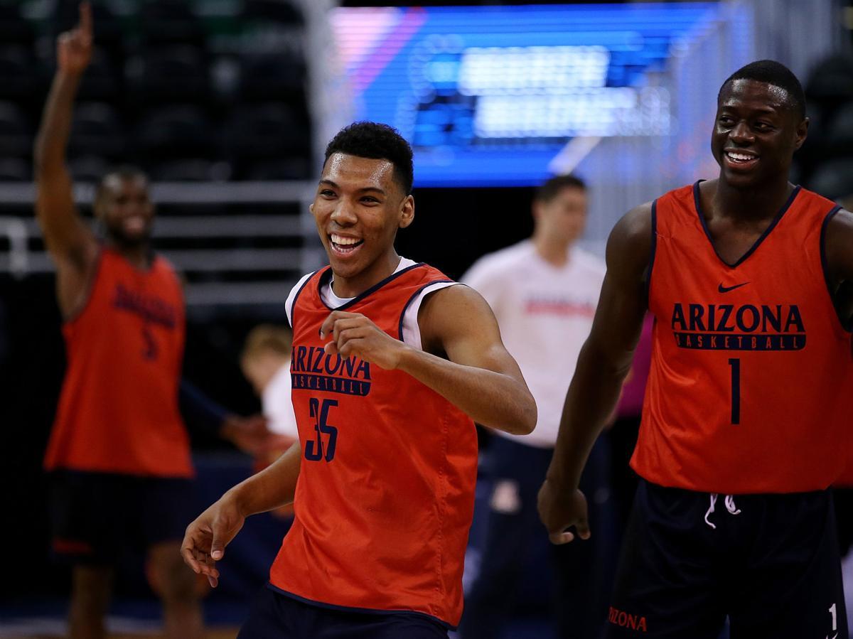 Arizona Wildcats in the 2017 NCAA Tournament