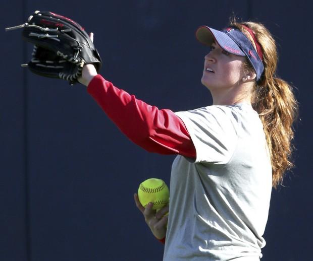 Arizona softball: Fowler doing well after back surgery