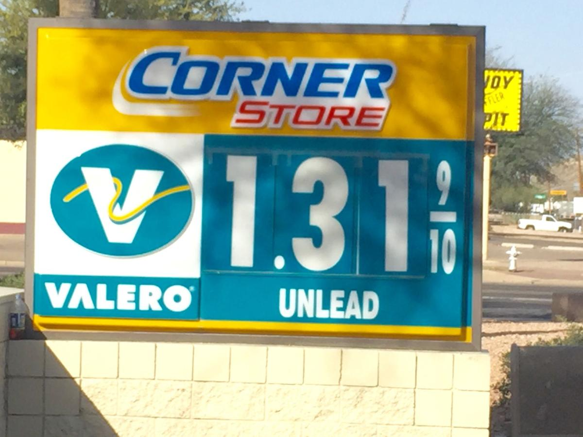 Gas Prices Tucson >> Tucson Boasts The Nation S Lowest Average Gas Prices Local News