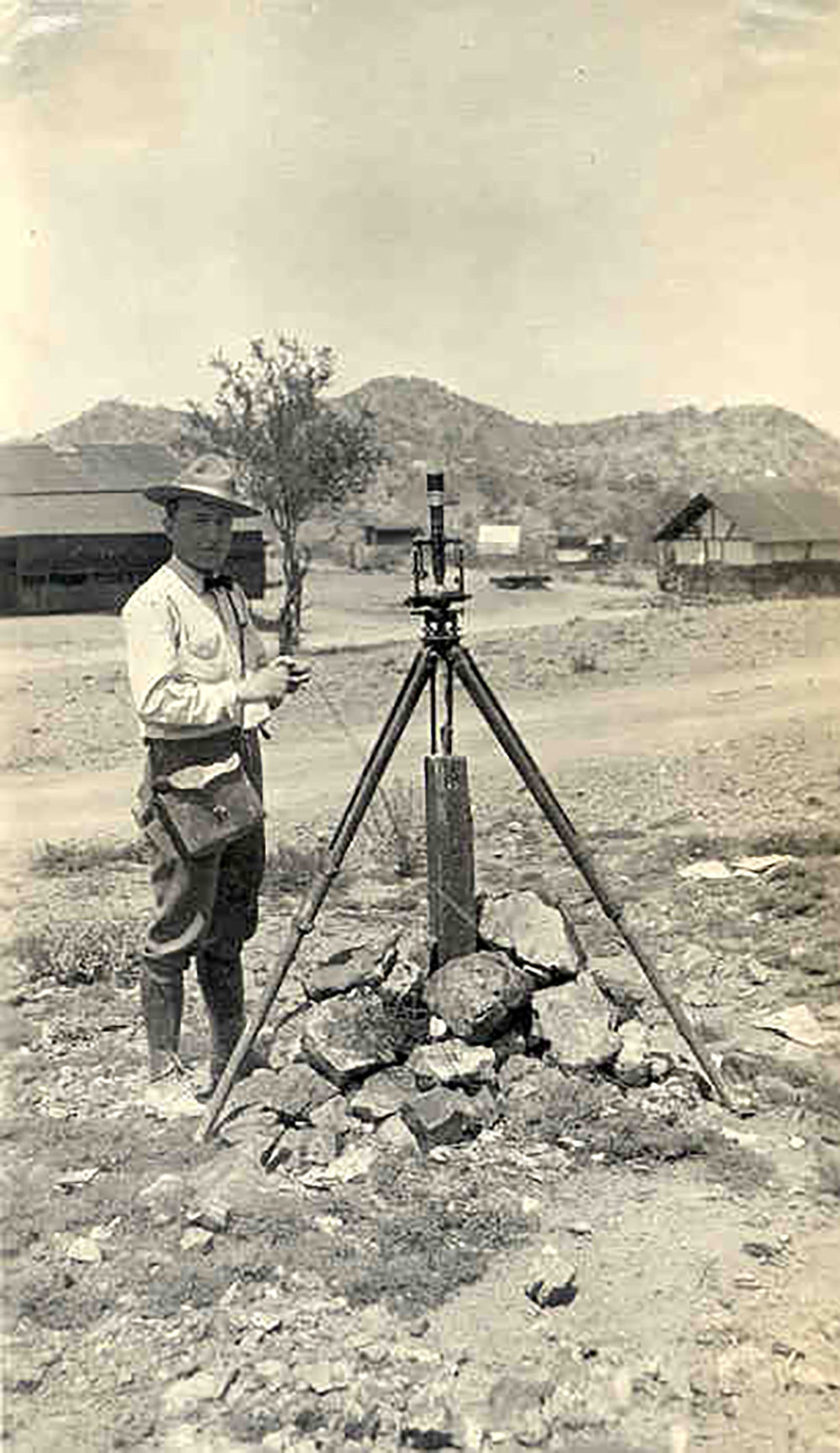 Mine Tales: Surveying Instruments