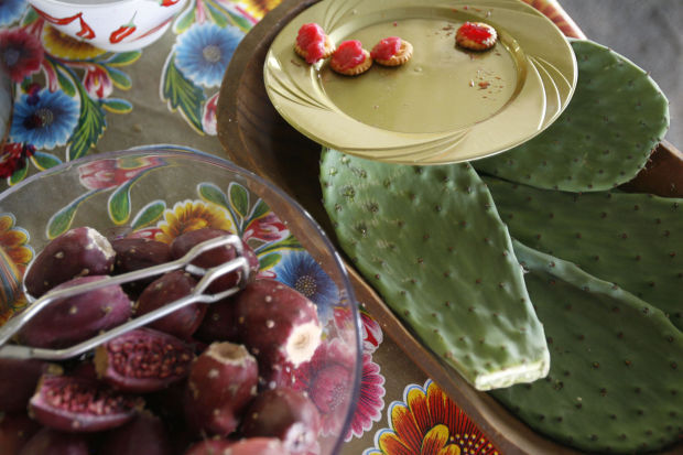 Prickly Pear Festival