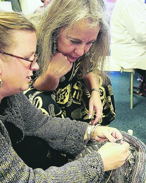 Tucson Yarn Co. is knitters' delight