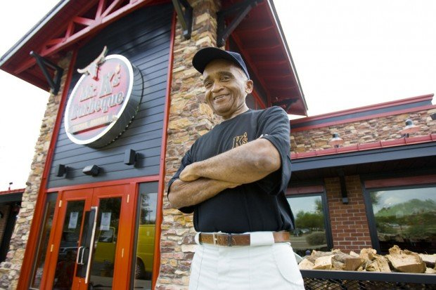 Mr. K's Barbeque closes at River and Stone