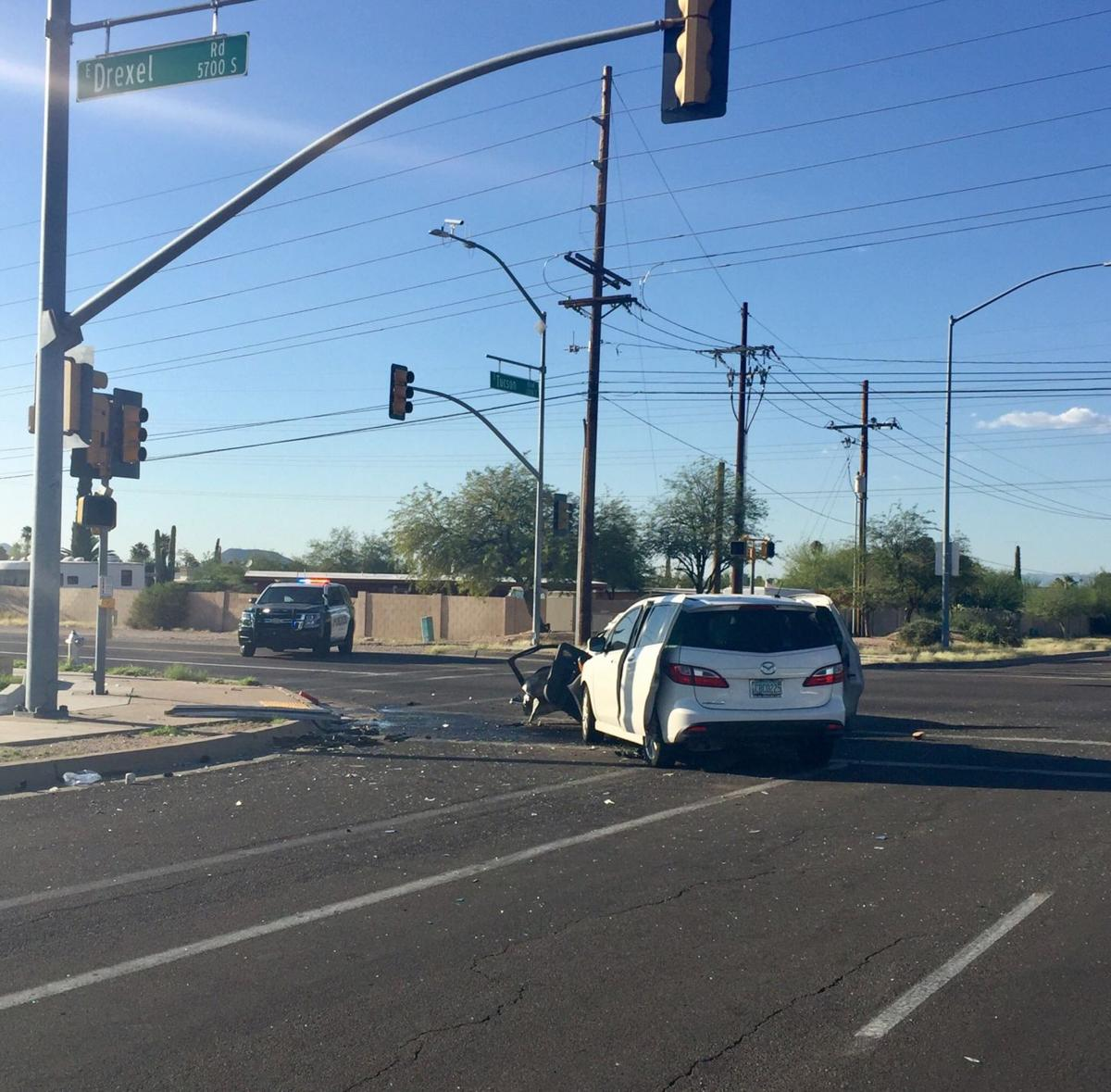 Road reopens after fatal vehicle crash on Tucson's southwest