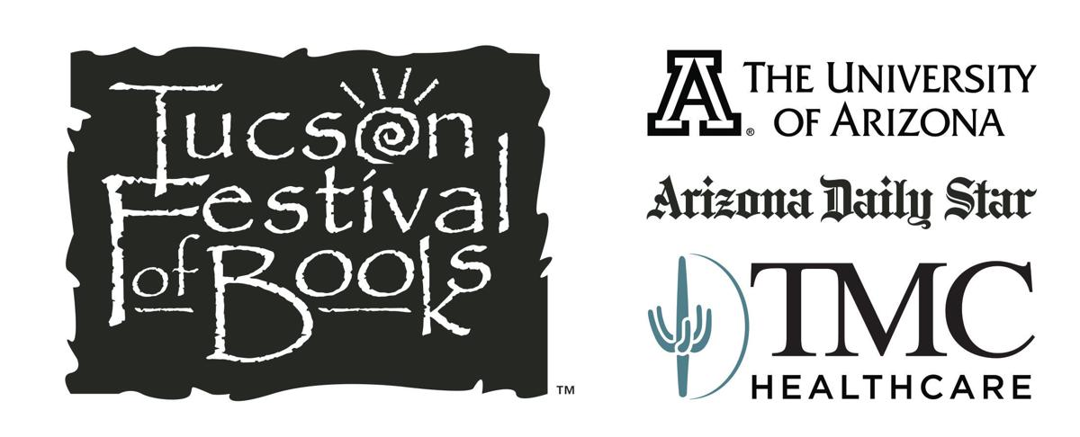 Tucson Festival of Books 2020 logo new