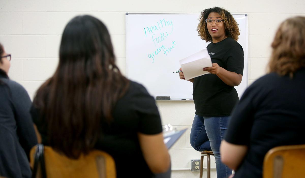 Teen Outreach Pregnancy Services