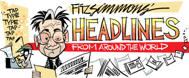 Fitz Blog Art: headlines