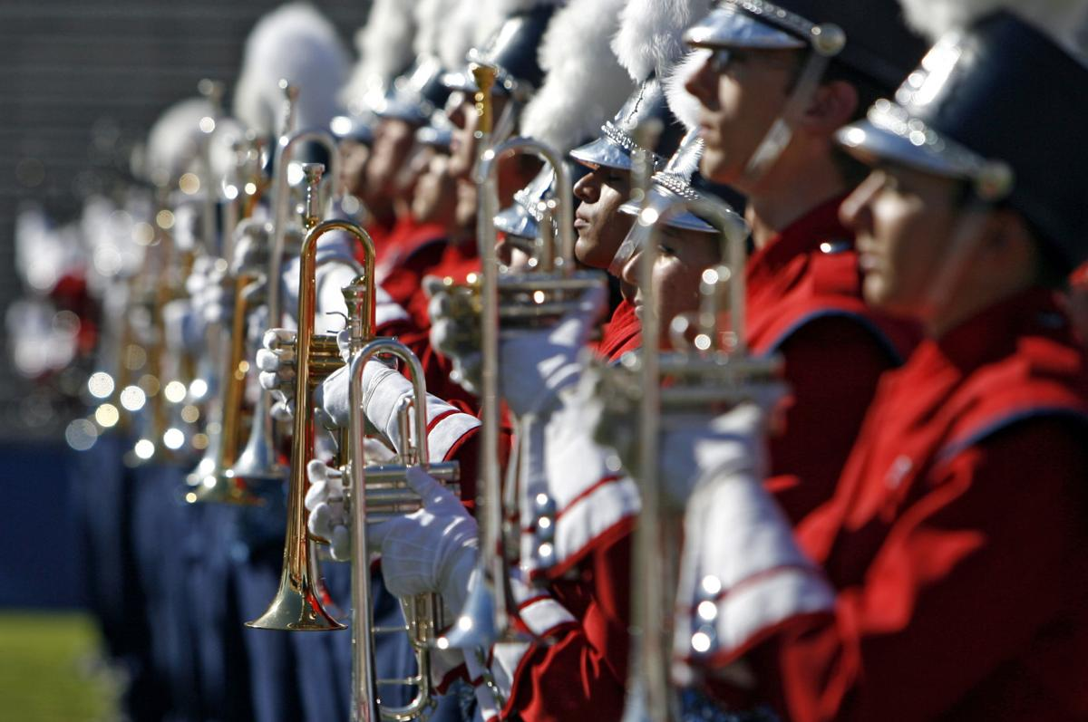Friday, August 18 — Hear how the Pride of Arizona sounds this year