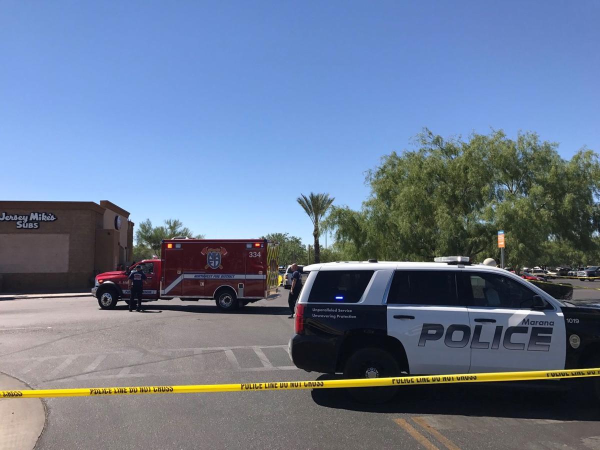 Arizona Pavilions shooting
