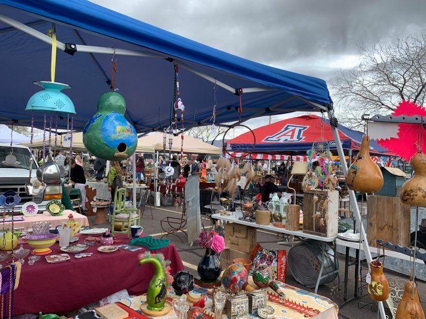 Second Sunday Vintage Market