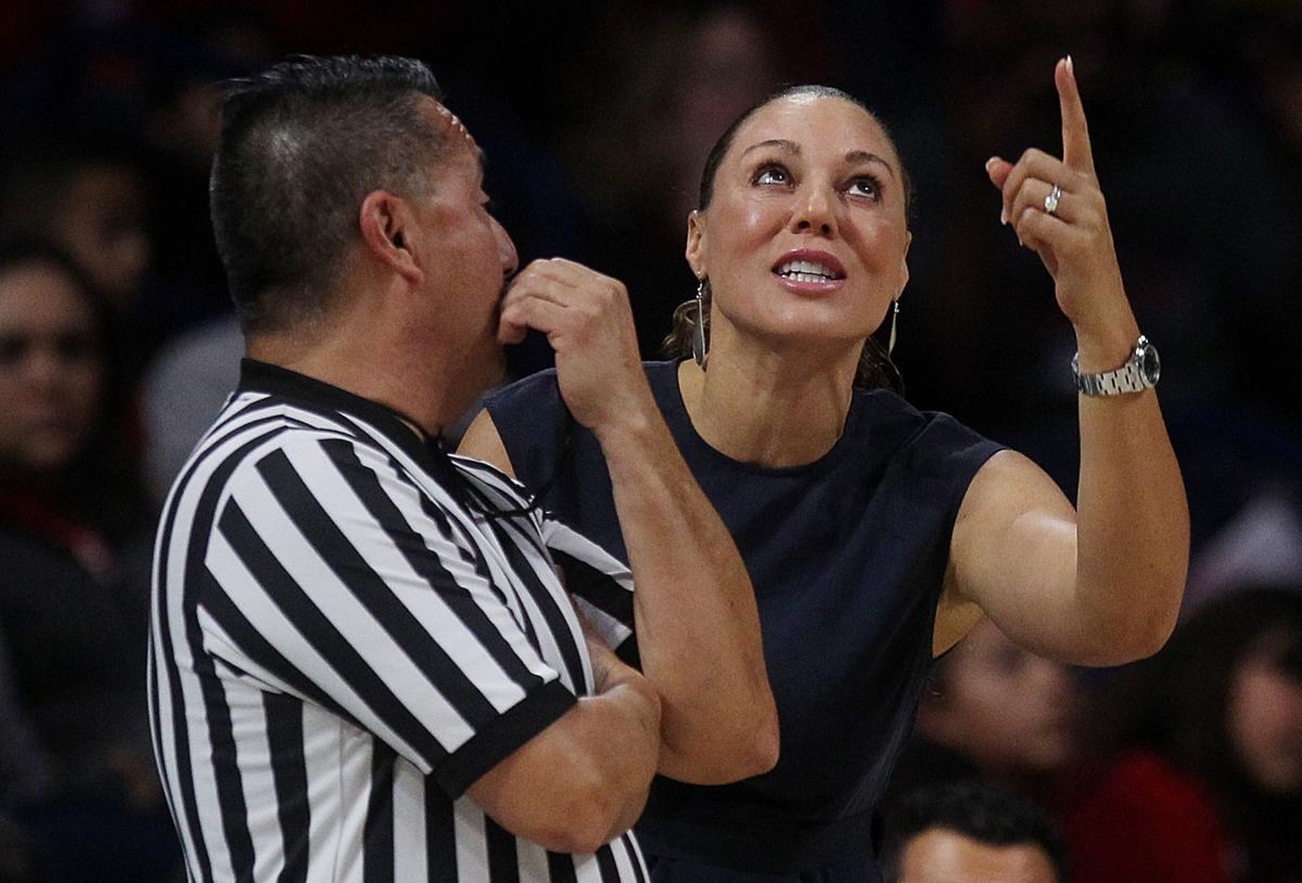 Regents approve updated contract, team academic bonuses for UA women's coach Adia Barnes