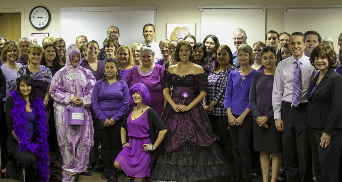 Paint Pima Purple