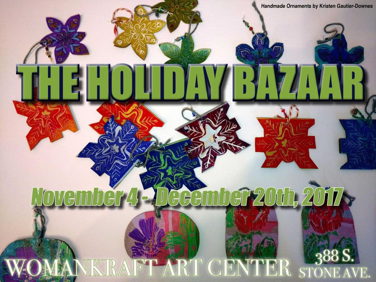 The Holiday Bazaar — WomanKraft Art Center