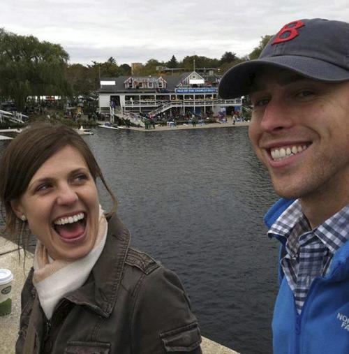 UA alum, her husband, both lose lower left legs in Boston bombing