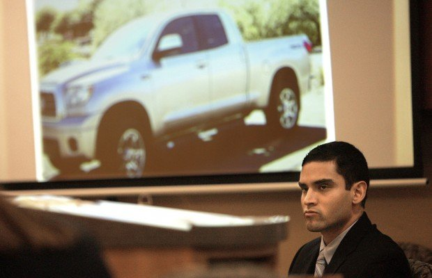 Tucson man convicted in deadly road-rage confrontation