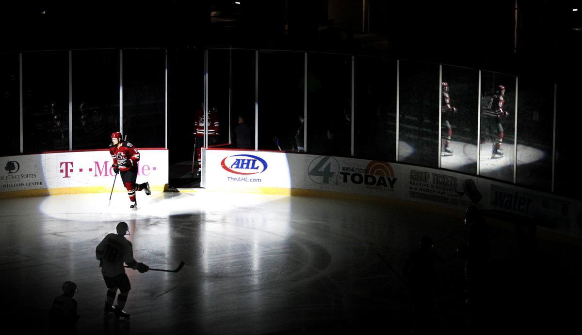 Tucson Roadrunners hockey