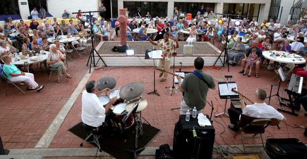 Vocalist Bourne headlines jazz concert