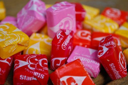 You Can Now Buy Starburst Heart-Shaped Jelly Beans For Valentine's Day