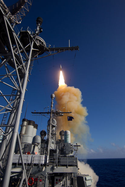 Raytheon missile passes an important test flight
