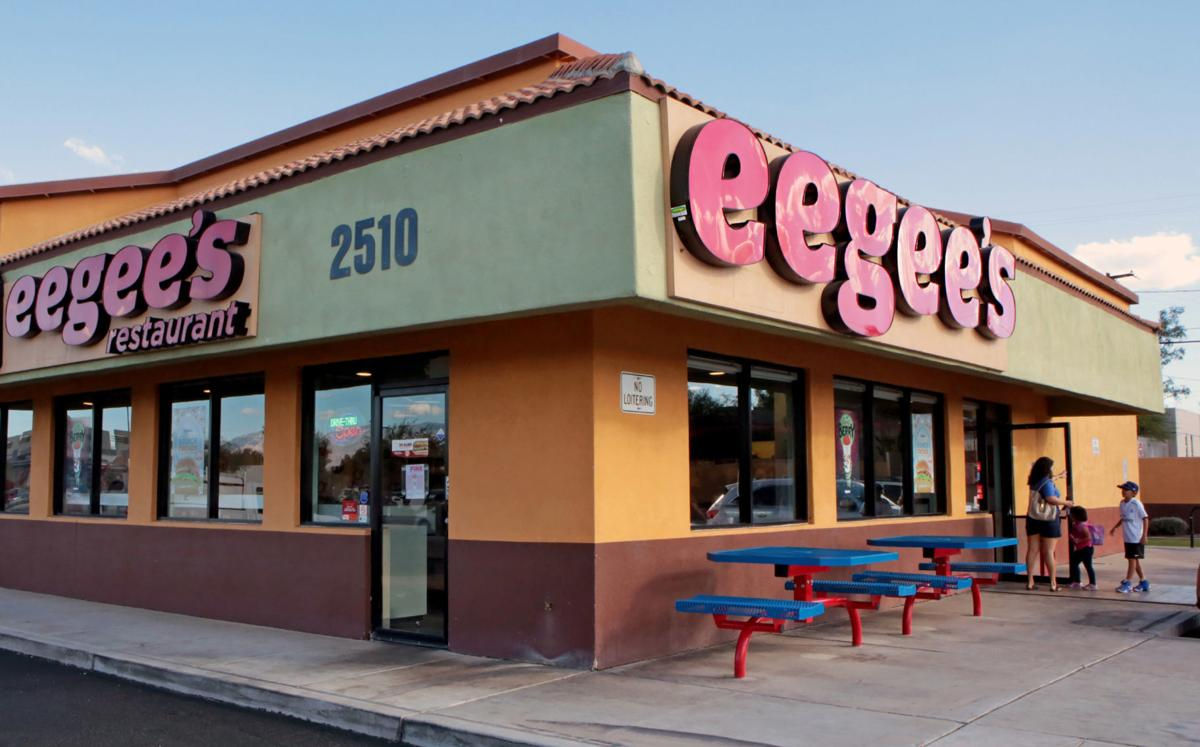 Eegee S At 2510 E Sdway East Of Tucson Blvd On October 10 2018