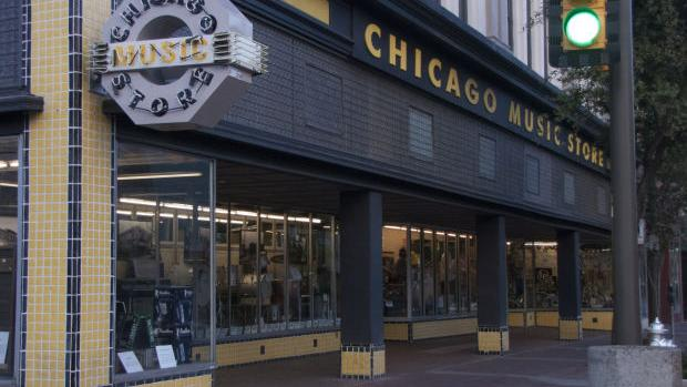 my favorite place the chicago music store places. Black Bedroom Furniture Sets. Home Design Ideas