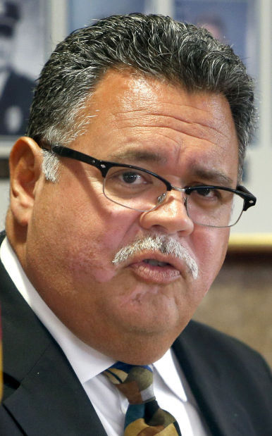 Tucson Police chief Roberto Villasenor