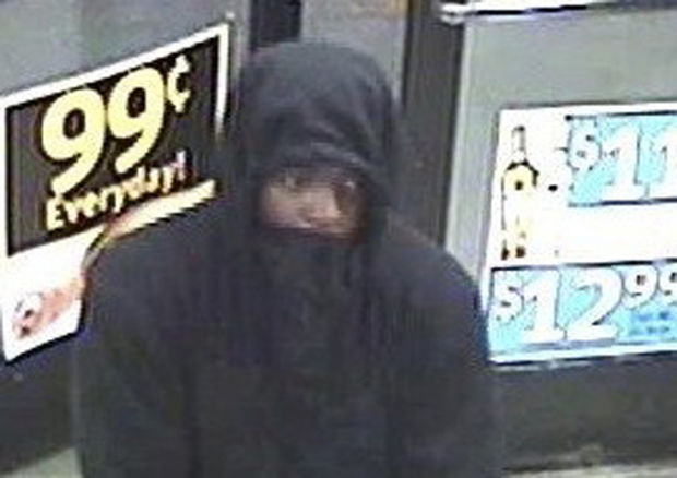 7 stickups, 2 tries in 5 hours: Seen this guy? If so, speak up
