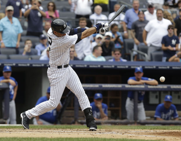 MLB notebook: Yanks' Jeter back for 1st time in 9 months