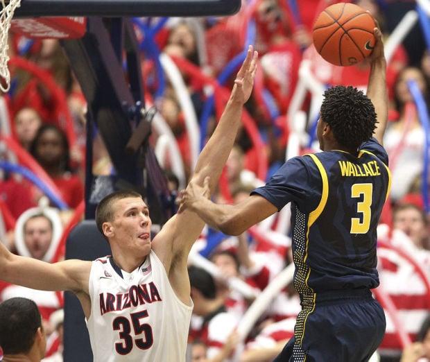 University of Arizona vs. California men's college basketball