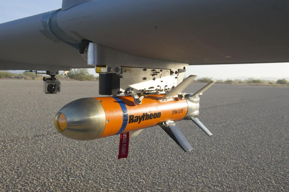 Raytheon thinking big by developing tiny missiles | News ...