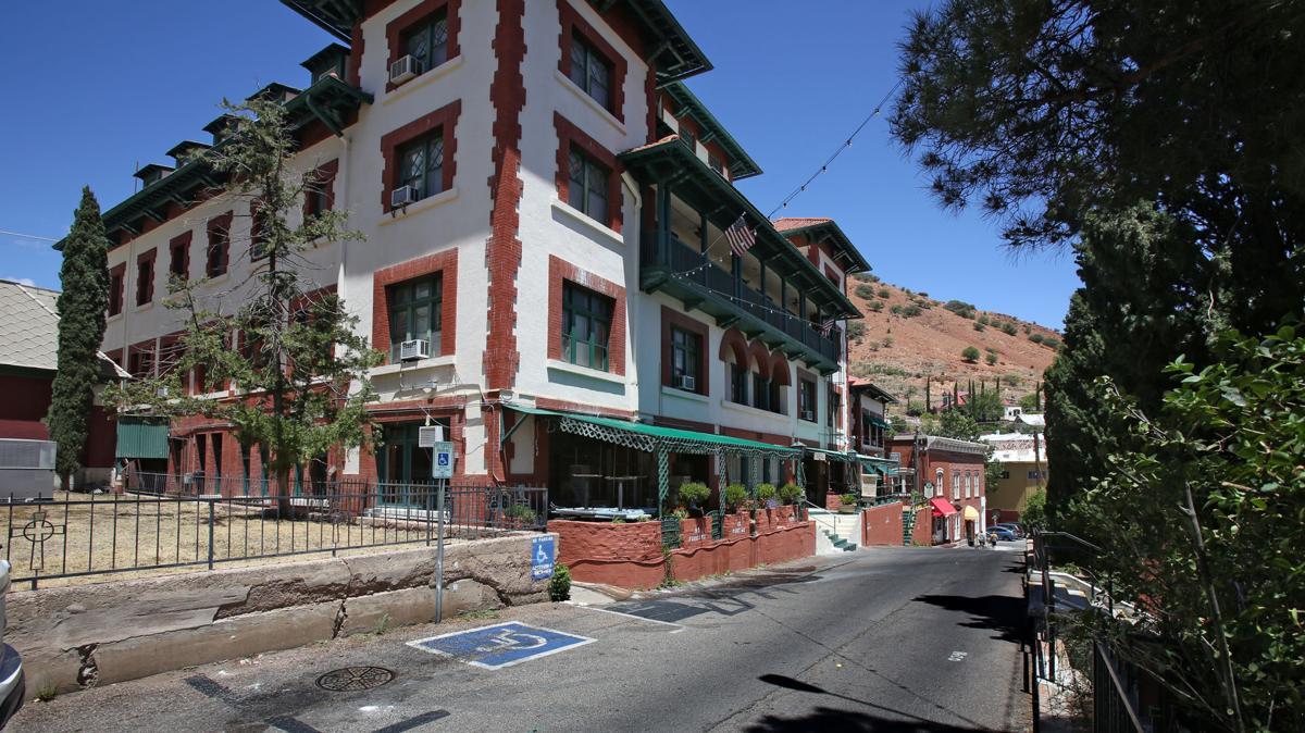 Bisbee's Copper Queen Hotel