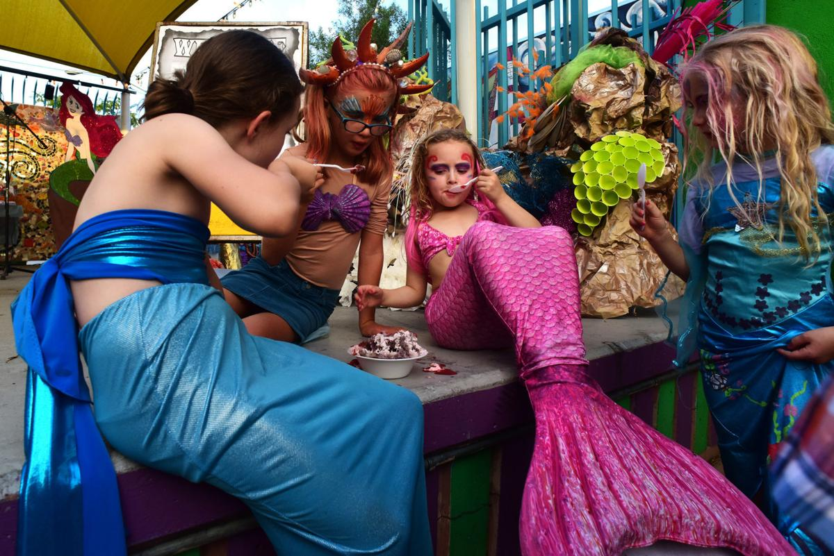 Return of the Mermaids: Oceans of fun from start to fin-ish