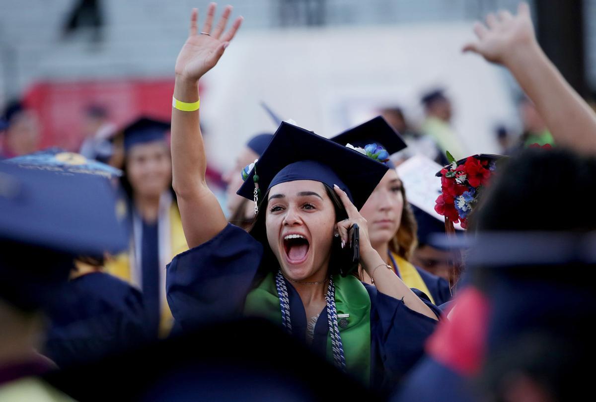 154th University of Arizona Commencement