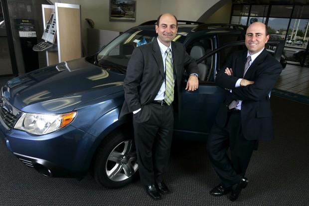 Volvo Of Tucson >> Dichristofanos Volvo Dealers Buy Emich Subaru Tout Line S