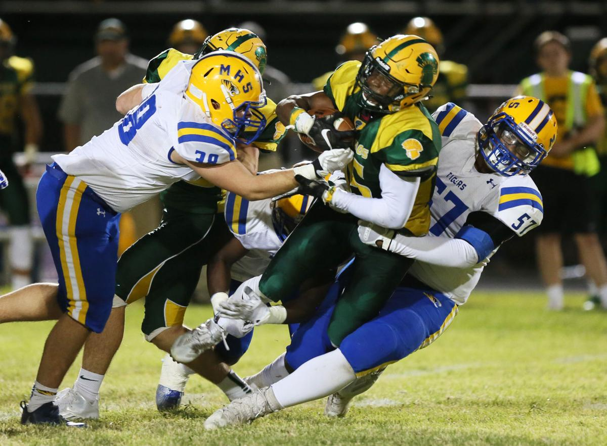 Marana at CDO football