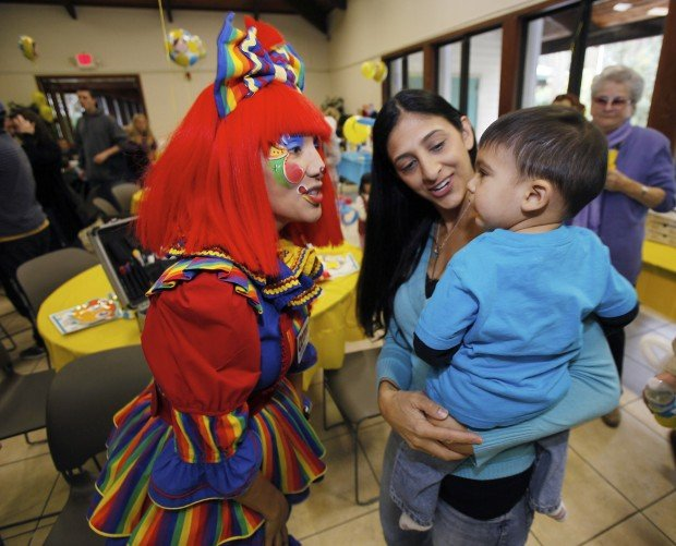 Kids Birthday Parties Less Lavish As Parents Retrench In Recession