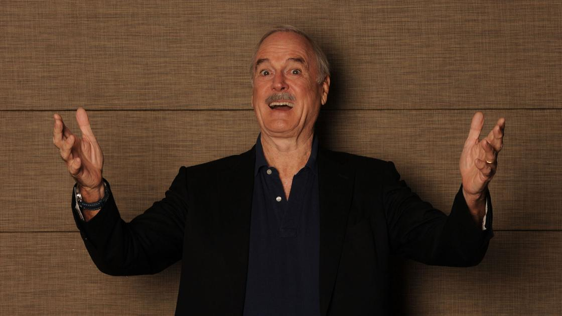 John Cleese wants to know why we mispronounce Tucson