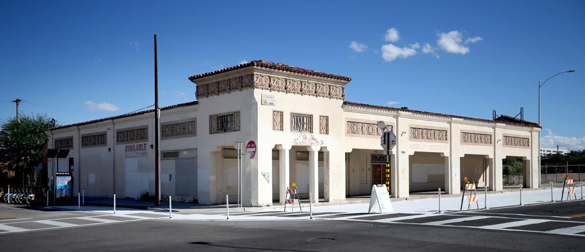 Corbett building