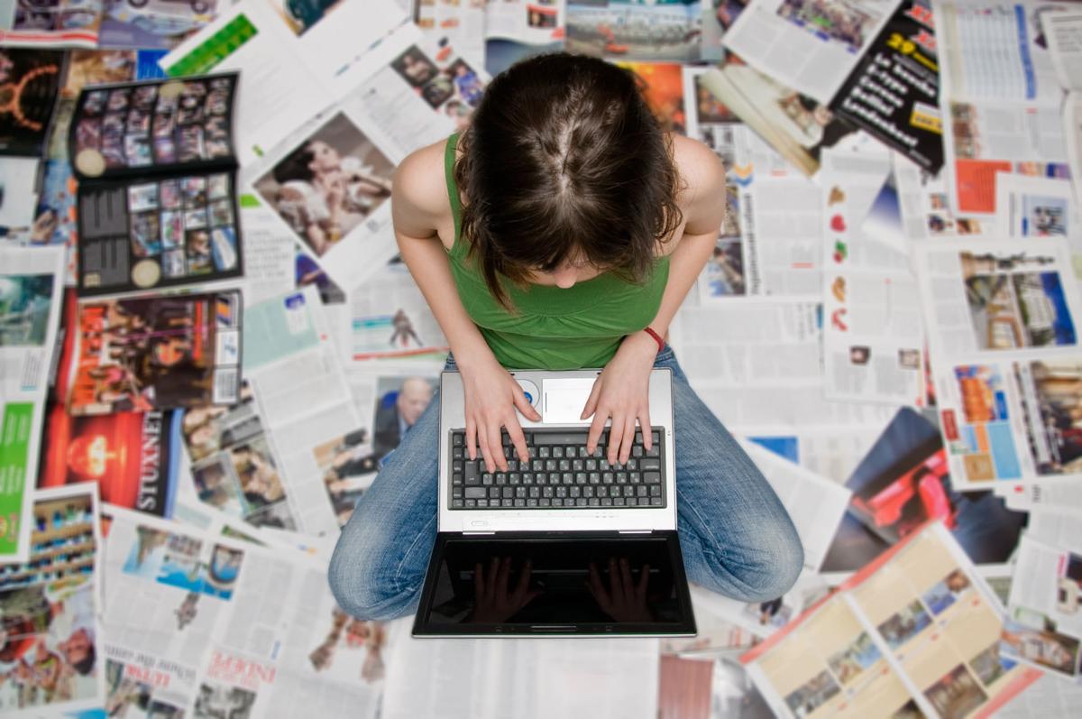 Student journalist