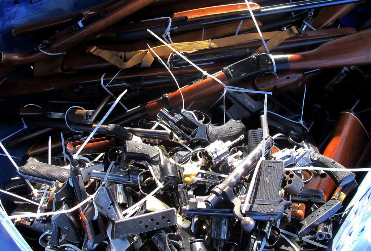 Pragmatism reigns as Tucson City Council folds on destruction of seized guns
