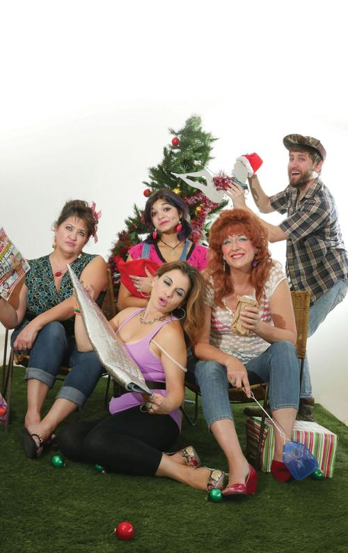 Trailer Park Christmas.Review Arizona Onstage S Great American Trailer Park