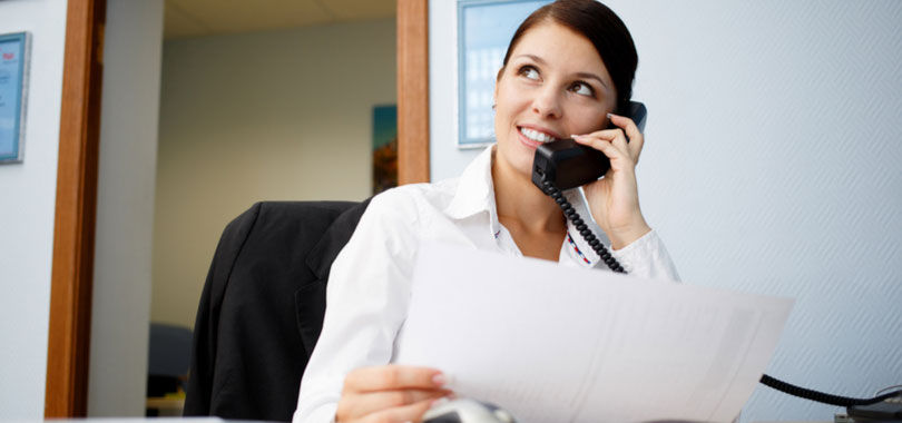 Admin Assistants: Develop your phone skills for the office