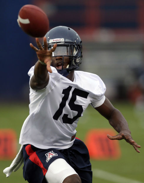 Arizona Football: UA QBs trying and trying